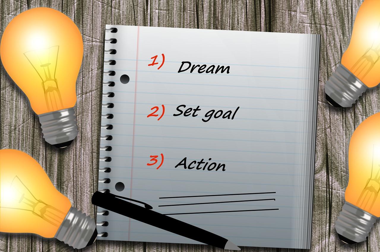 L'art de se fixer des objectifs